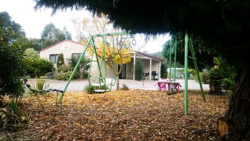 Altona Garden Retreat Swings