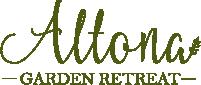 Altona Garden Retreat Logo
